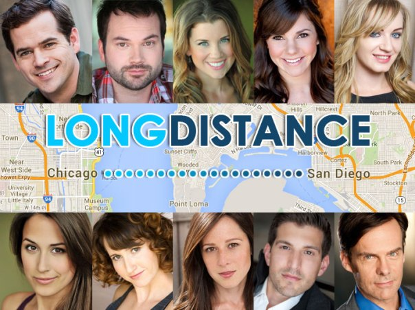 Cast of Long Distance
